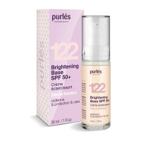 122 brightening base purles