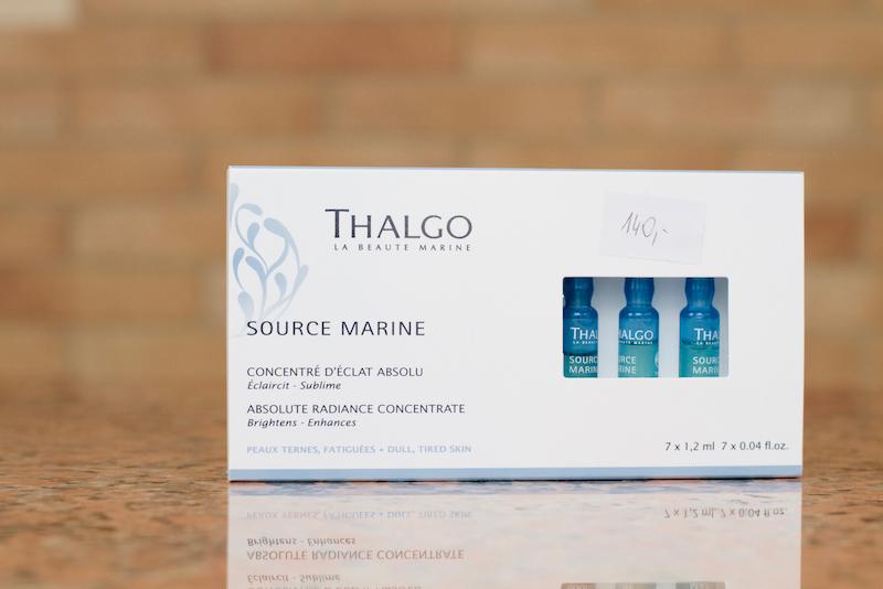 Ampułki Thalgo 1,2 x 7 - wybierz dla siebie!